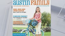 Austin Family: Adopt a Shelter Dog Month
