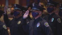 42 new police cadets sworn into Austin Police Department