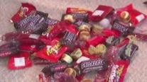 Burning Halloween candy calories