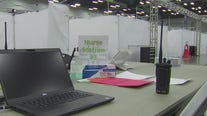 Austin Convention Center ready to be used for coronavirus patients