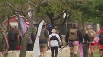Veterans march in Round Rock to raise awareness about suicide rates