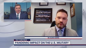 FOX 7 Care Force: Pandemic impact on mental health in the US military