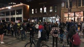 Black Lives Matter rallies in Minneapolis Thursday