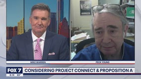 FOX 7 Discussion: Considering Project Connect, Prop A