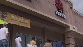 Austinites show up in support for 'Way South Philly Deli' owner