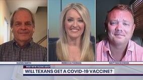 FOX 7 Discussion: Will Texans get a COVID-19 vaccine?