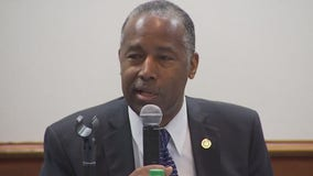 HUD Secy Ben Carson pitches new homelessness strategy