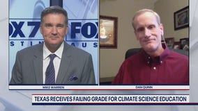 FOX 7 Discussion: Texas receives failing grade for climate science education