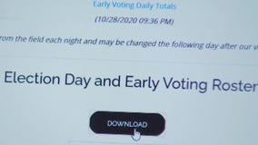 Voter information posted for fraud protection used to recruit voters