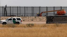 40 miles of new border wall to be built in Texas