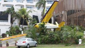 Hurricane Zeta surges inland, causing flooding, power outages along Gulf Coast