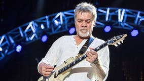 Eddie Van Halen dies of cancer, according to son