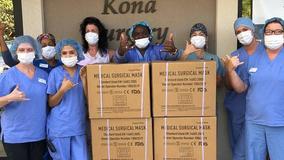Salesforce billionaire helps arrange $2M mask donation to Hawaii island