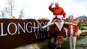Guinness World Record holder and oldest Longhorn letterman John Henderson dies at 107