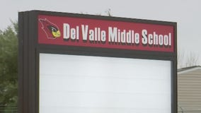 Del Valle ISD students and faculty head back to classroom
