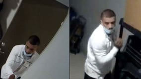 Leander police looking for two burglary suspects