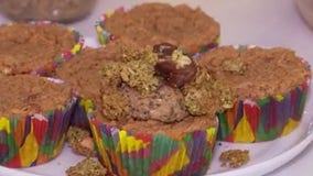 Sweet potato muffins recipe from FOX 7 Austin's Tierra Neubaum
