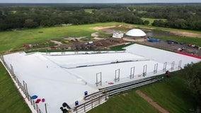 Opening date set for Snowcat Ridge, Florida's first 'snow park'