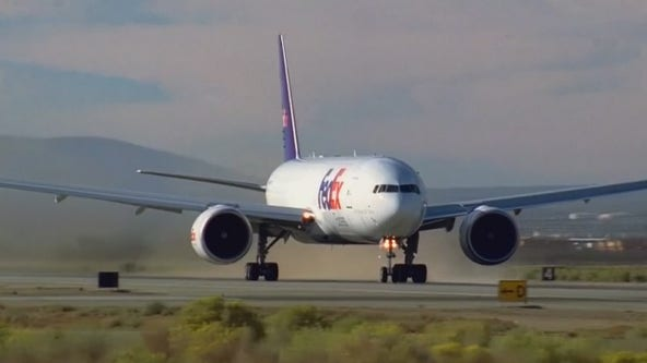 FedEx talks about challenging holiday shipping season