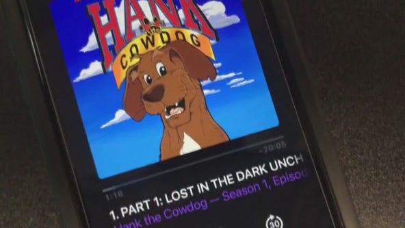 "Texas native behind ""Hank The Cowdog"" books talks new McConaughey podcast"