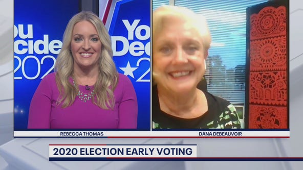 FOX 7 Discussion: Early voting during the 2020 election