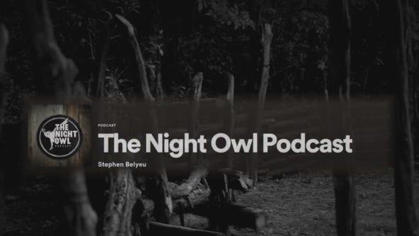 Austin-based 'Night Owl Podcast' talks 'Ghosts of Pioneer Farms'