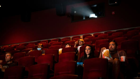 AMC Theaters offers private movie screenings starting at $99