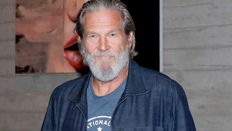 Jeff Bridges Celebrates New Book