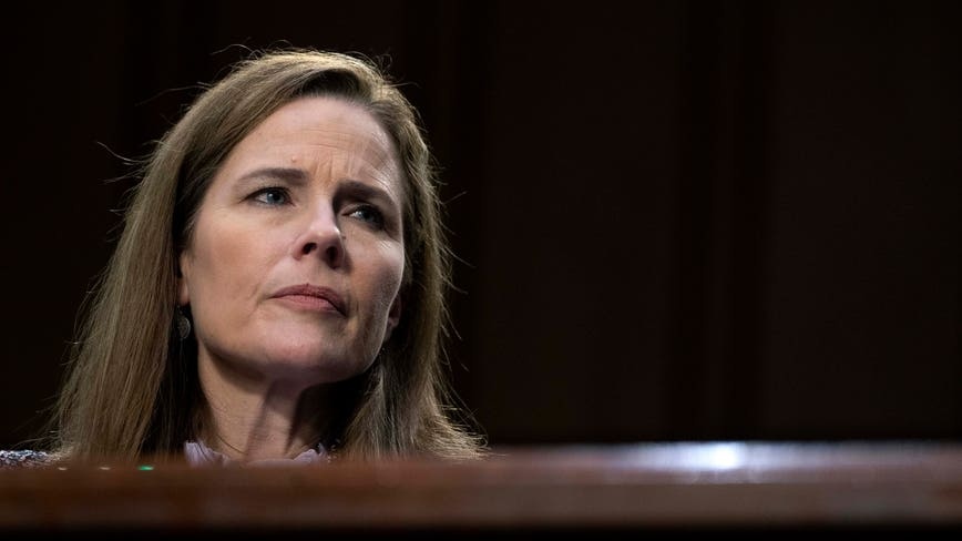 Senate to work through weekend to push Amy Coney Barrett's Supreme Court nomination
