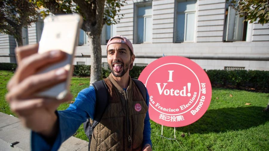 Ballot selfies: Here is a list of states where you can take a photo with your ballot