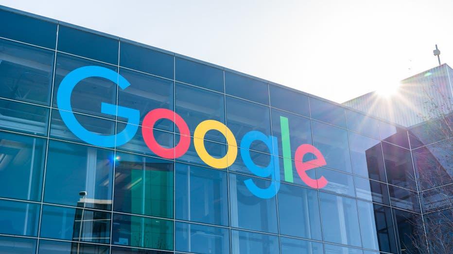 5d8cde32-American multinational technology company Google logo seen