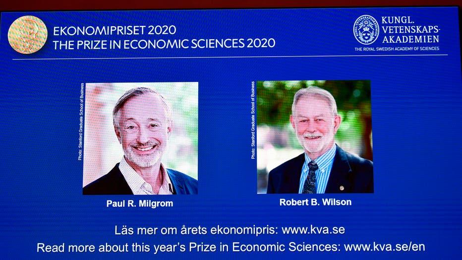 SWEDEN-NOBEL-ECONOMICS