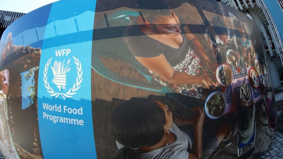 645a9bf4-United Nations World Food Programme Headquarter In Rome
