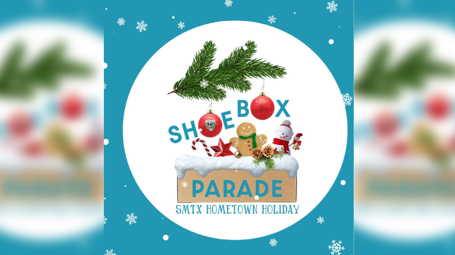 San Marcos calling for entries for inaugural holiday shoebox parade