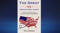 "Real-life adventure with ""The Great U.S. Treasure Hunt"""