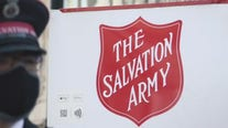 Helping those in need through Salvation Army Red Kettle Campaign
