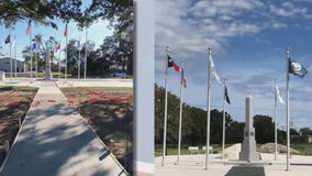 FOX 7 Care Force: Giddings dedicates new monument, park to veterans