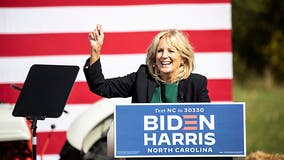 'Professor FLOTUS': Jill Biden will make history as first lady with full-time teaching job