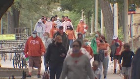 Longhorn fans say COVID-19 safety protocols were adequate this season