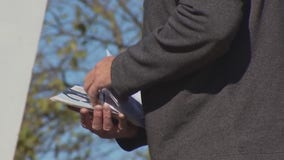 Search for suspects who robbed mail carrier in Cedar Park