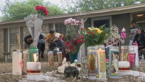 Family pleading for answers after man shot, killed outside his home