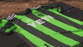 Austin FC unveils first-ever primary jersey ahead of 2021 season