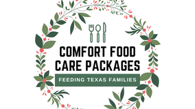 Comfort food care packages available for at-risk youth, families in Texas