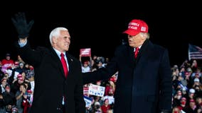Pence on 2020 race: 'It ain't over til it's over...and this AIN'T over!'