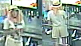 HCSO looking for woman who asked convenience store clerk to call 911