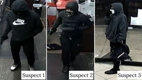 Austin police need help identifying three aggravated robbery suspects