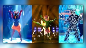 'The Masked Dancer': Elaborate costumes revealed ahead of show's December debut