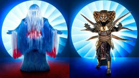 'The Masked Singer': Double elimination reveals the Whatchamacallit and the Serpent