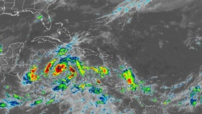 Tropical Storm Eta forms in Atlantic, ties record for most named storms in a season