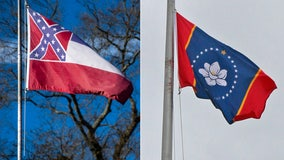 Mississippi voters replace Confederate-themed flag with new design featuring magnolia flower